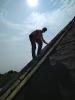 Zdjęcia z koncowej części remontu dachu kościoła-30