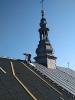 Zdjęcia z koncowej części remontu dachu kościoła-48