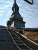 Zdjęcia z koncowej części remontu dachu kościoła-54